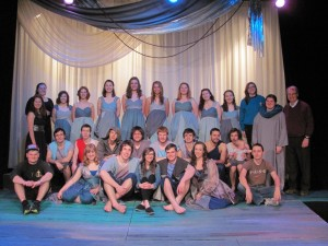 The Odyssey directed by Dr. David Kuhns